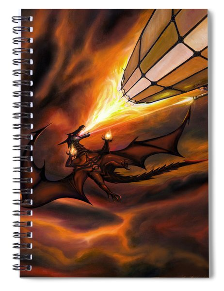 The H.m.s. George  Spiral Notebook