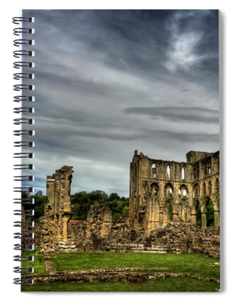 The Holy Ground Spiral Notebook