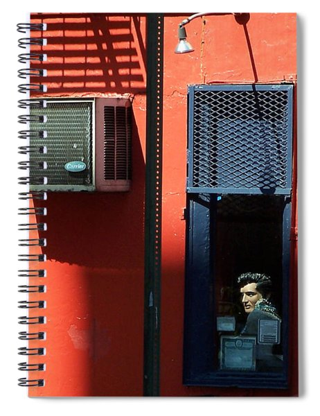 The King Lives Spiral Notebook
