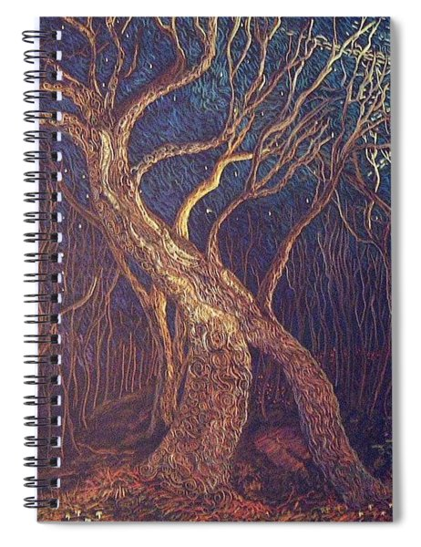 The Last Tango Spiral Notebook