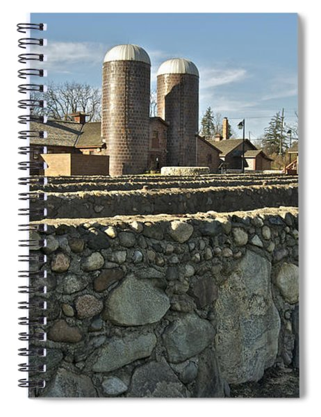 The Van Hoosen Farm 3526 Spiral Notebook