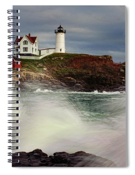 Thundering Tide Spiral Notebook