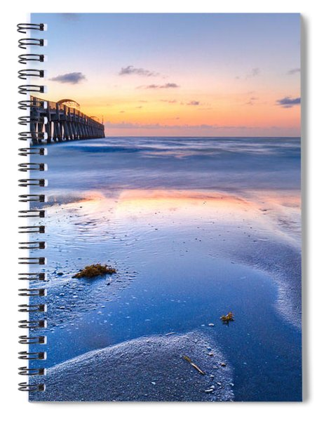 Tidal Pools Spiral Notebook