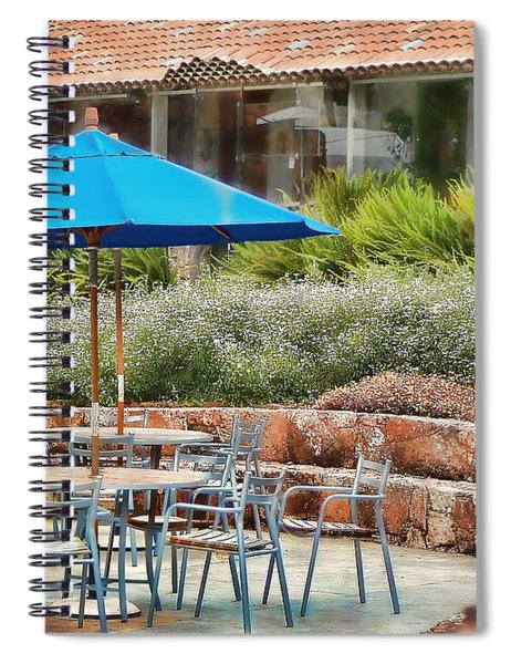 Time For A Break Spiral Notebook