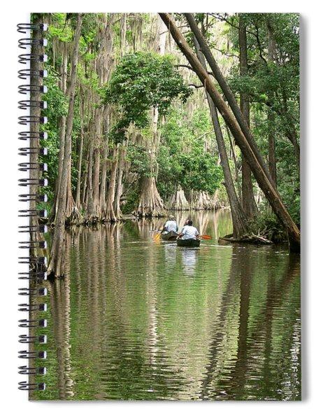 Timeless Passage Spiral Notebook