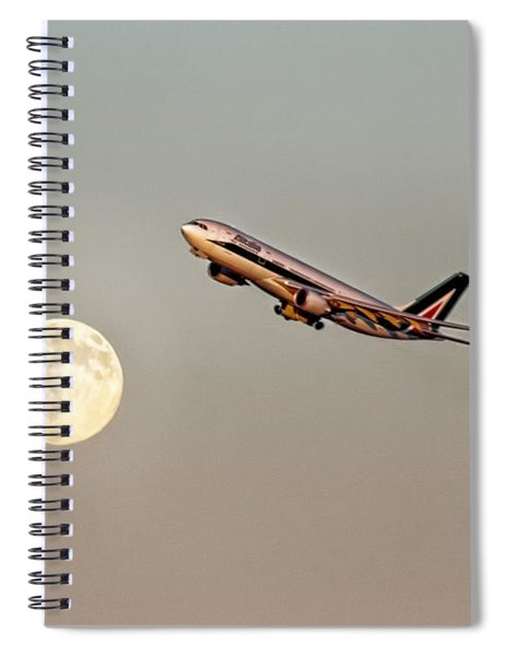 To Italy With Love Spiral Notebook