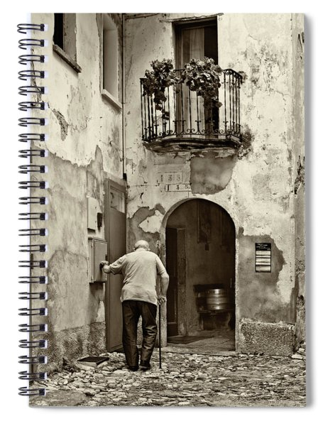 Toward Home Spiral Notebook