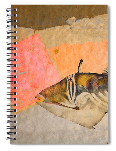 Tropical Dream Number 2 Spiral Notebook