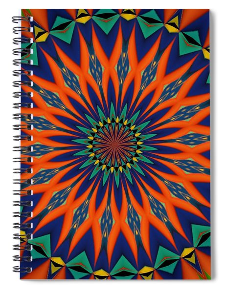 Tropical Punch Spiral Notebook