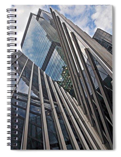 Trylon Towers Spiral Notebook