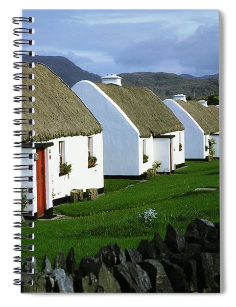 Tullycross, Co Galway, Ireland Holiday Spiral Notebook
