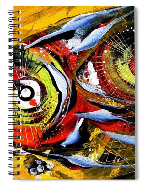 Two Around The World Spiral Notebook