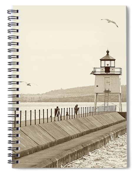 Two Harbors Spiral Notebook