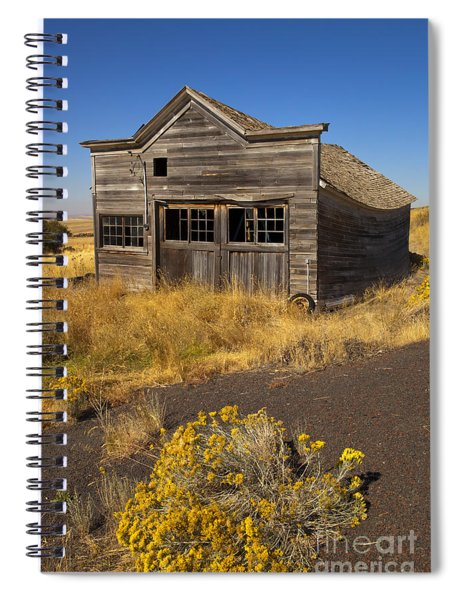 Under The Weight Of It All Spiral Notebook