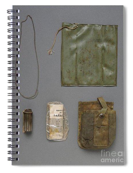 Unknown Soldier Identified Spiral Notebook
