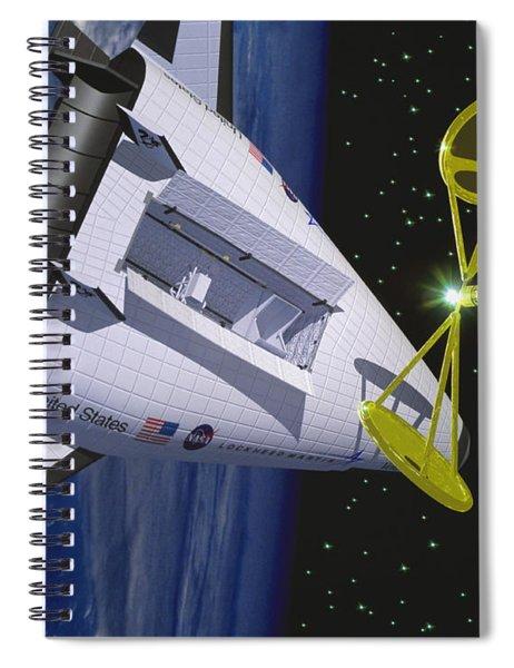Venturestar Rlv Spiral Notebook