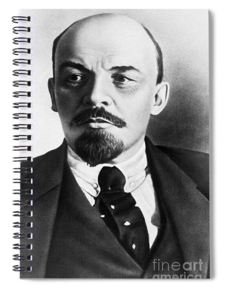 Vladimir Lenin, Russian Marxist Spiral Notebook