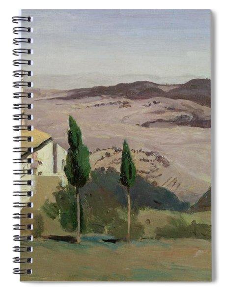 Volterra Spiral Notebook