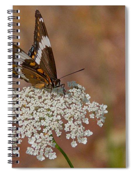Warm Summer Day Spiral Notebook