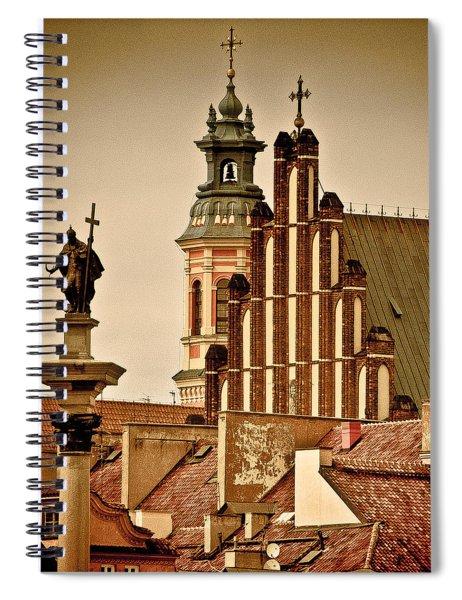 Warsaw Spiral Notebook