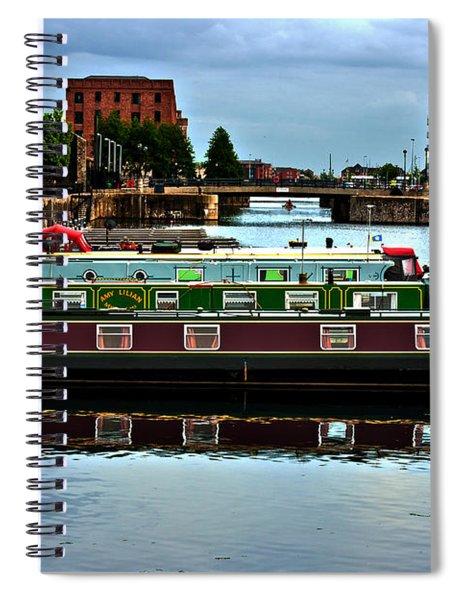 Weekend Get Away Spiral Notebook