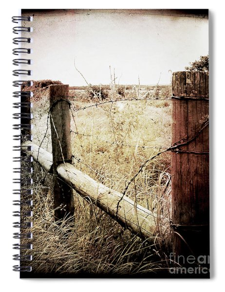When Time Fades Spiral Notebook