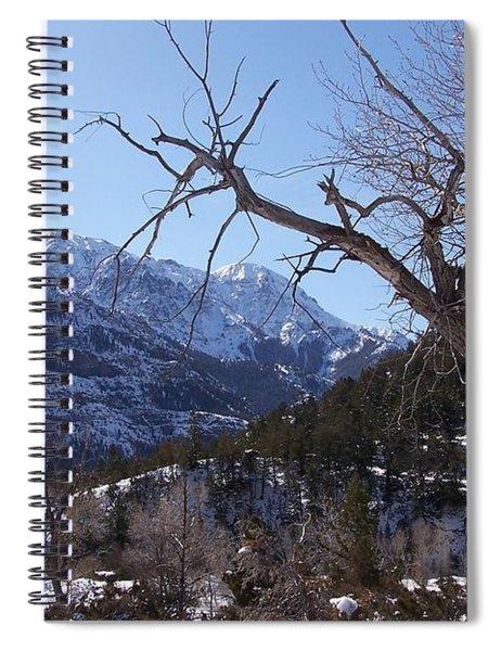 Where Dreams Begin Spiral Notebook