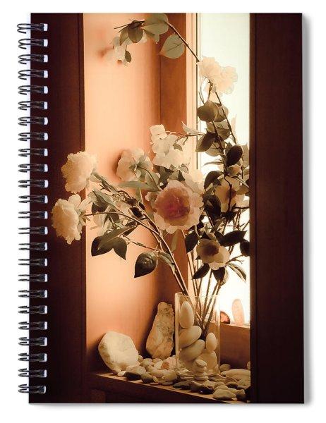 Athens, Greece - Window Sill Spiral Notebook