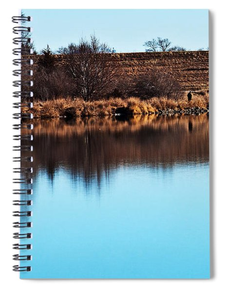 Winter Walk Spiral Notebook