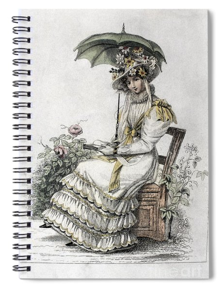 Womens Fashion, 1826 Spiral Notebook