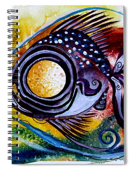 Wtfish 3816 Spiral Notebook