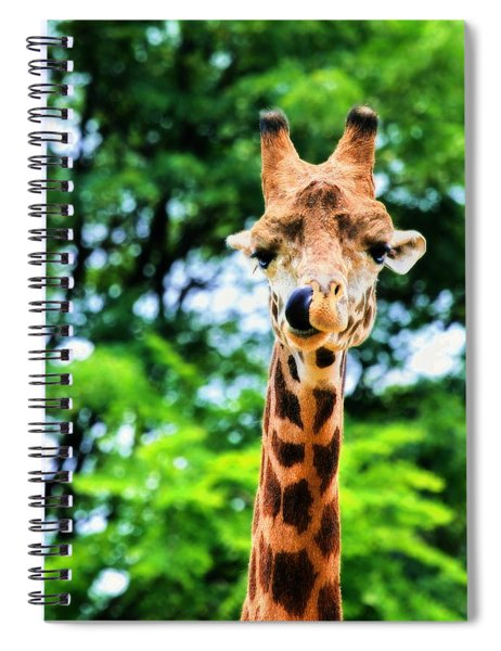 Yum Sllllllurrrp Spiral Notebook