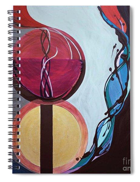Havdallah...separation Spiral Notebook