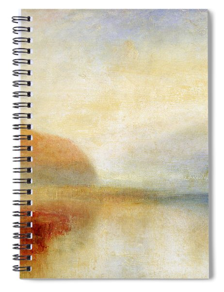 Inverary Pier - Loch Fyne - Morning Spiral Notebook