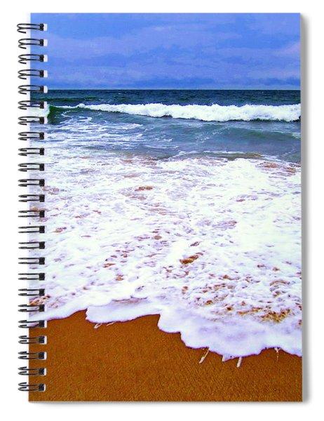 Montauk 1 Spiral Notebook