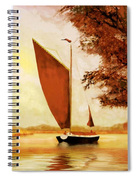 The Wherry Albion Spiral Notebook