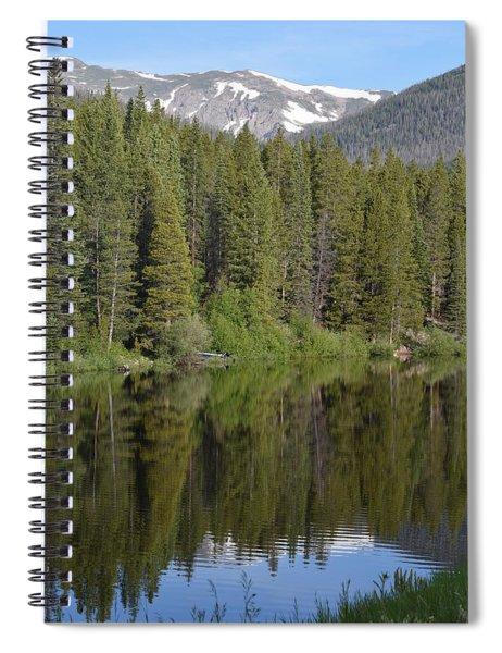 Chambers Lake Hwy 14 Co Spiral Notebook