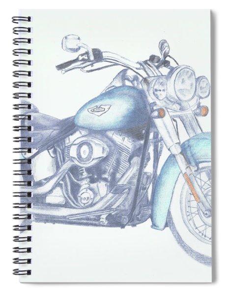 2015 Softail Spiral Notebook