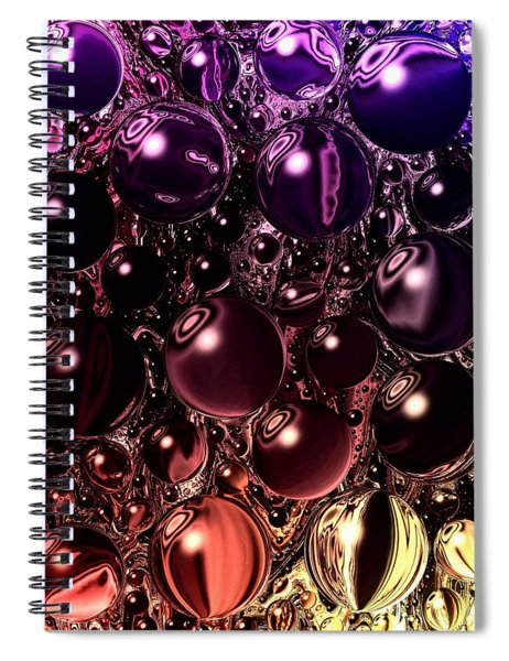 Gamete Cell Spiral Notebook