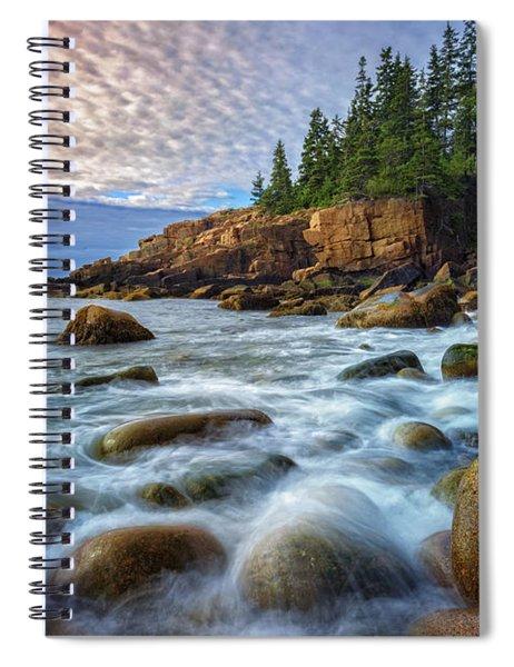 Acadia Spiral Notebook