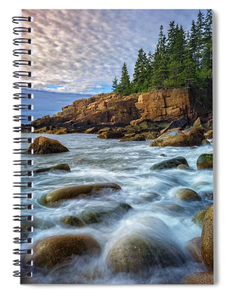 Acadia Spiral Notebook