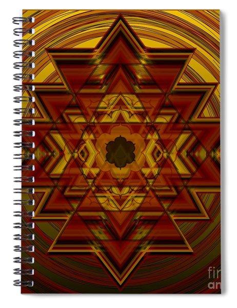 Animus 2012 Spiral Notebook