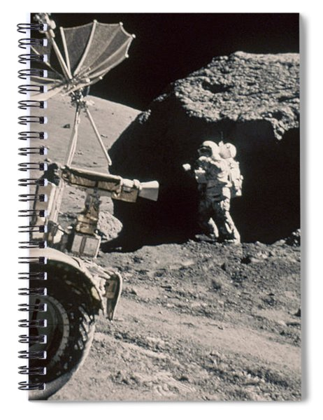 Apollo 17, December 1972: Spiral Notebook