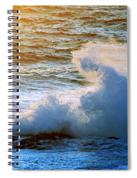 End Of The Day Spiral Notebook