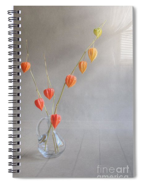 Autumn Still Life Spiral Notebook