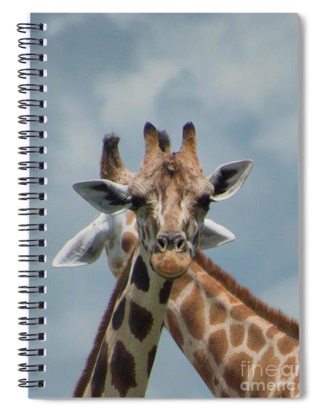 Back To Back Spiral Notebook