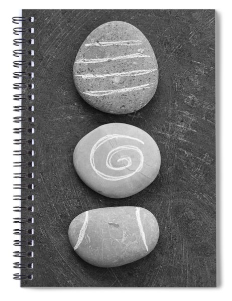 Balance Spiral Notebook by Linda Woods
