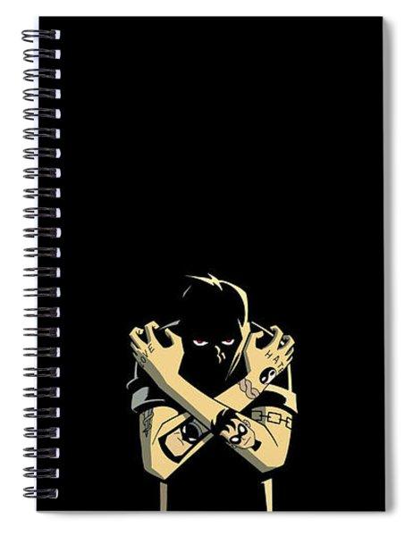 Batman Gotham Adventures Spiral Notebook