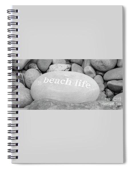 Beach Life Spiral Notebook