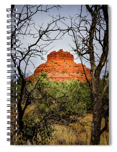 Bell Rock - Sedona Arizona Spiral Notebook